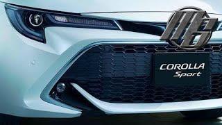 🔴 2019 Toyota Corolla Sport | Best Car - Motorshow