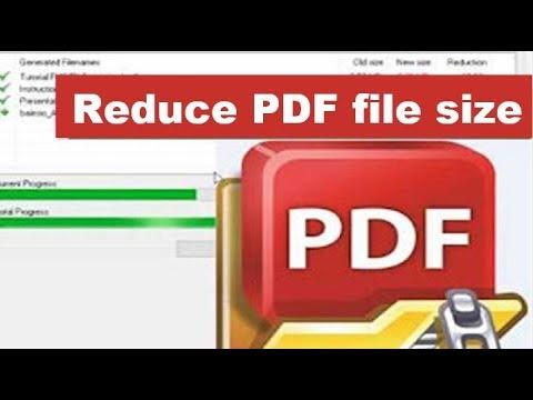 Pdf File Minimizer