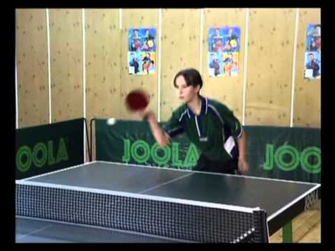 Table Tennis Coaching. Настольный теннис Часть 10
