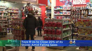 """Toys """"r"""" Us Closing 180 Stores Nationwide, Some In South Florida"""