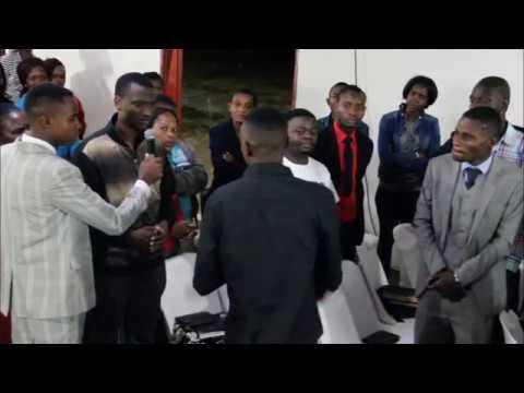 Apostolic Prophetic Intervention with Gen. Paul & Prophet Edd
