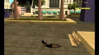 Death Note in GTA SA (Epic Killing Scene)