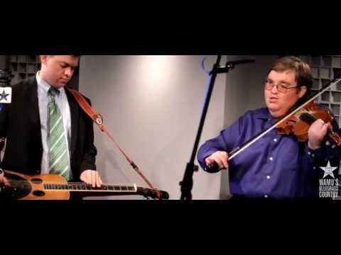 Michael Cleveland & Flamekeeper - Fisher's Hornpipe [Live at WAMU's Bluegrass Country]