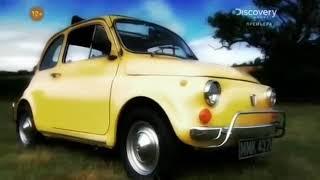 Новая жизнь ретро автомобилей 8 серия FIAT 500
