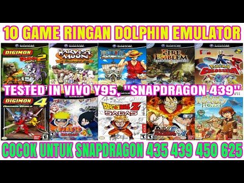 10 Game Ringan Dolphin Emulator MMJ, Rekomendasi Untuk Snapdragon 435 439 450 625 Lanjay