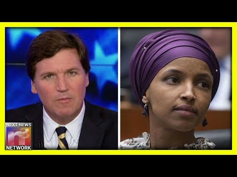 Ilhan Omar DESTROYED By Tucker Carlson Over the Country She HATES The Most - Yours