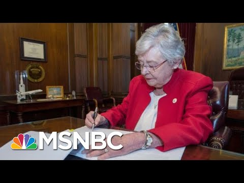EMILY's List President Reacts To Alabama's Near-Total Abortion Ban | The 11th Hour | MSNBC