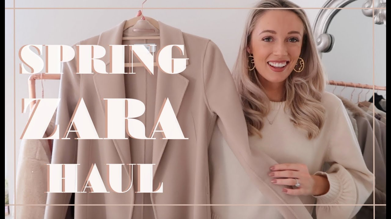 ZARA NEW IN HAUL & TRY ON // Pre-Spring  2019 // Fashion Mumblr 8