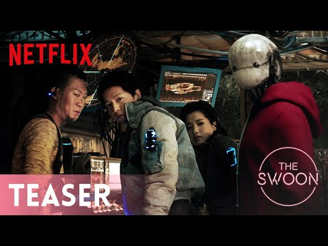 Space Sweepers | Official Teaser | Netflix [ENG SUB]