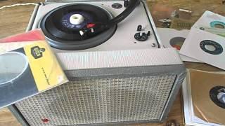 Wee Willie Harris  , Wild One , Decca 11217,UK.