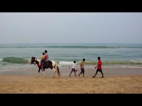 Marina Beach, Chennai (India)