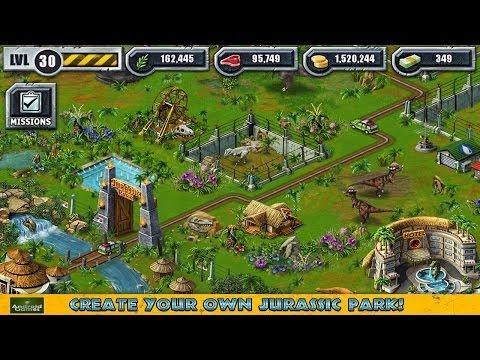 Jurassic Park Builder Official Trailer HD 720p
