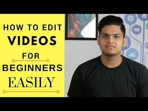 Best Easiest Video Editor For Beginners!