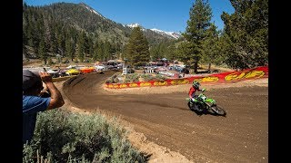 The 50th edition of Mammoth Motocross is taking place all week long...