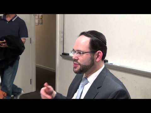 Rabbi Yosef Tropper- Passover Crash Course 2013 Jewish Study Network, Palo Alto, CA