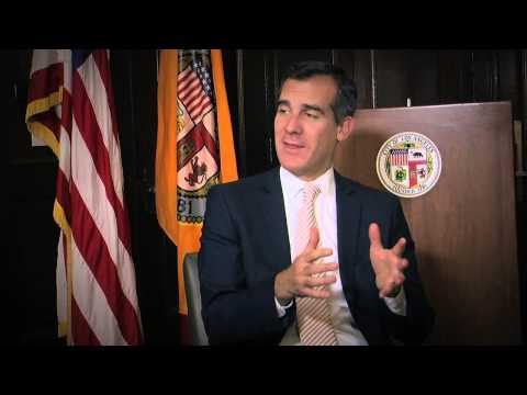 In the Chair- Mayor Eric Garcetti Extended Interview