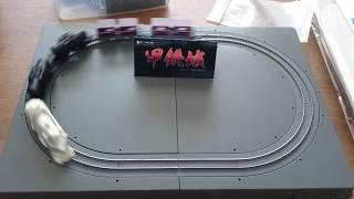 甲鉄城のディフォルメモデルガレージキットです。 WF2017夏にて販売予定です。
