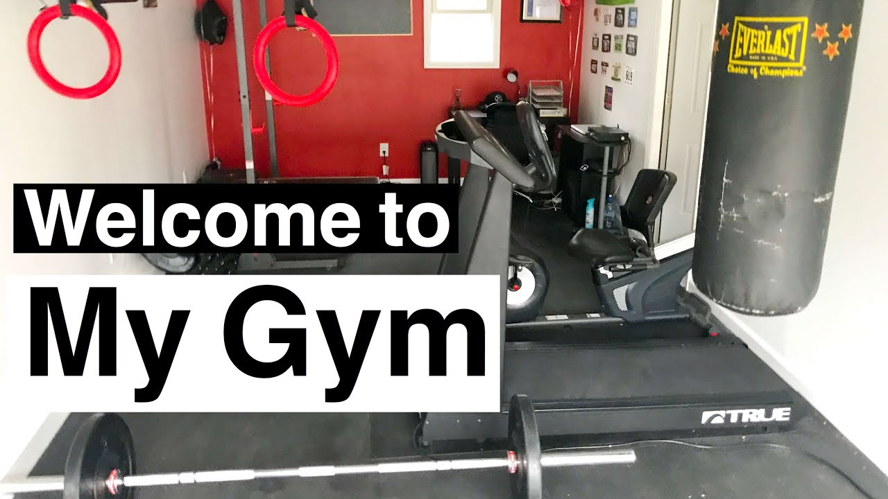 Home gym full walk through with cost and all for under