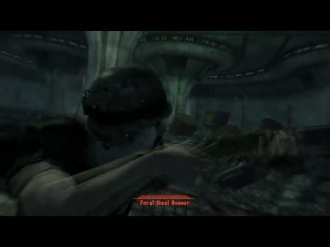 Fallout 3: Melee Book Location - Bethesda Underworks