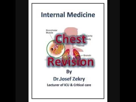 Chest Revision - Dr.Josef Zekry internal medicine course