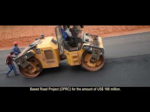 Documentary on Liberia Road and Bridges Construction  Works by CICO-Liberia since 2008
