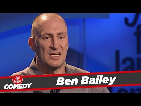 Ben Bailey Stand Up  2009