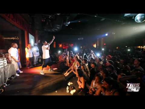 "Lloyd Banks @BB King, NYC - 5/26/10 + Tony Yayo ""Pass The Patron"" 
