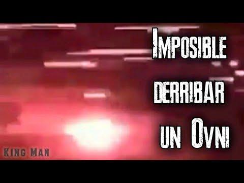 El dia que intentaron derribar un Ovni y fue algo imposible (atacan ovni y sale ileso)