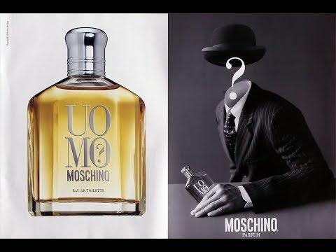 Moschino Uomo? Fragrance Review (1998) - YouTube