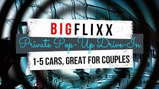BIGFLIXX Pop-Up Drive-In Promo -1