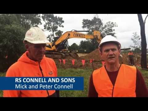 SME Client Testimonial with RS Connell and Sons