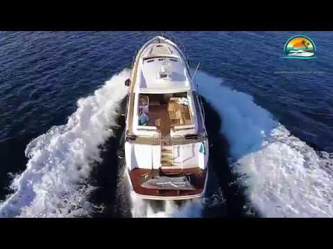 Puerto Rico Yacht Charters Luxury Boat Rentals v 65 Princess