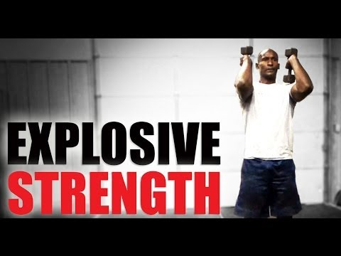 Explosive Strength Training for Speed and Power   Innovative Sports Training