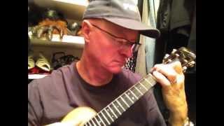 Tennessee Waltz Solo Ukulele Lesson Free TAB!