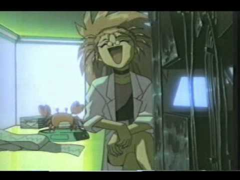 AMV   Tenchi   Thomas Dolby   She Blinded Me With Science