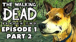 The Walking Dead: Season 2 - Episode 1: All That Remains - Gameplay Walkthrough Part 2