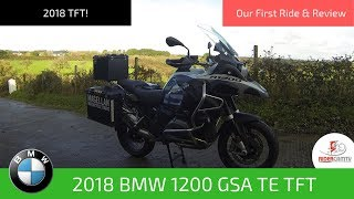 2018 BMW 1200GS TE TFT | Marks Review after upgrading from the 2016 model
