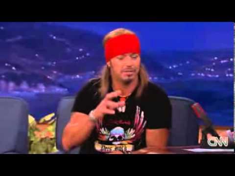 Bret Michaels' porn induced hemorrhageKaynak: YouTube · Süre: 4 dakika37 saniye