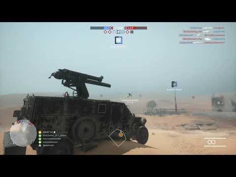 Battlefield™ 1 Conquest on Sinai Desert