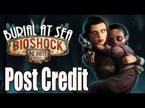 Bioshock Infinite Burial At Sea Episode 2 Post Credit Scene