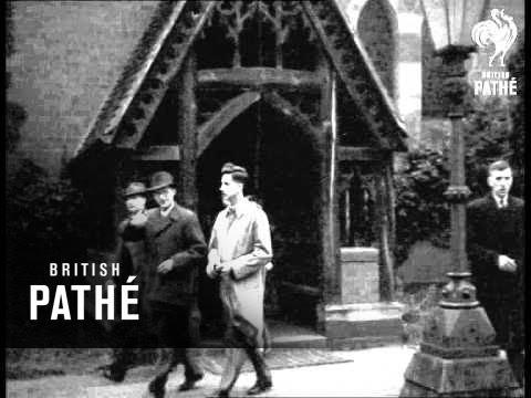 Earl Of Baldwin Memorial Services (1947)