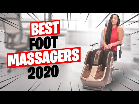 Best Foot Massagers 2020