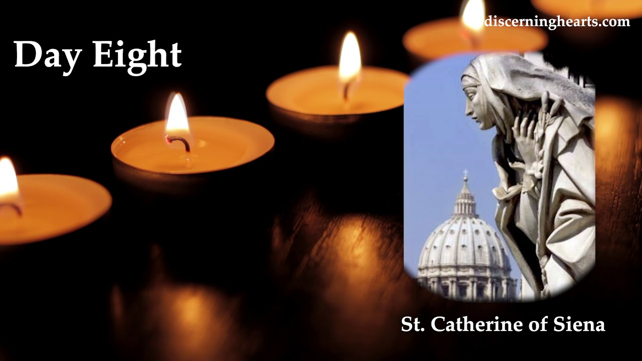 Novena to St. Catherine of Siena - Day Eight - YouTube