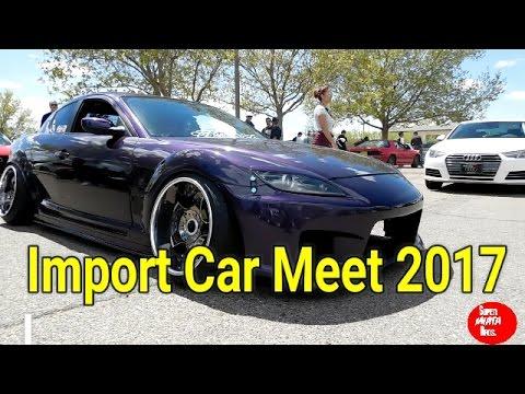Import Car Meet 2017