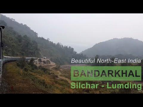 Silchar to Lumding - Approaching Bandarkhal