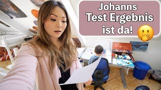 Test Ergebnis 🙈 Johann spielt Klavier! Unser neues Bett | Elisa macht die Wäsche | Mamiseelen