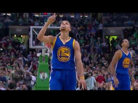 Golden State Warriors Top 24 Plays of Historic Win Streak