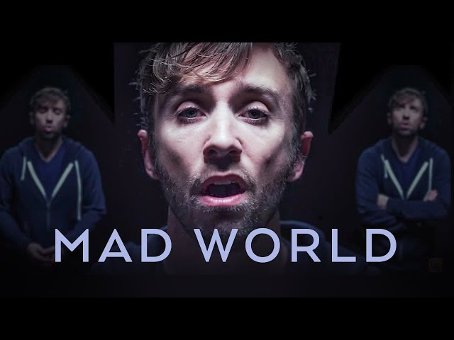 Mad World / Tears For Fears (Cover by Peter Hollens)