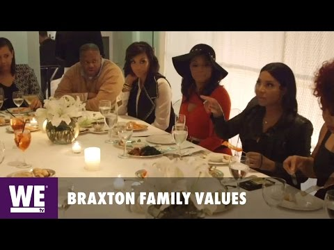 Braxton Family Values | Sisters Meet Sisters | WE tv