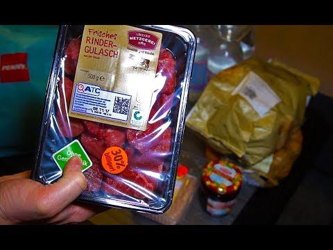Цены на продукты в Германии